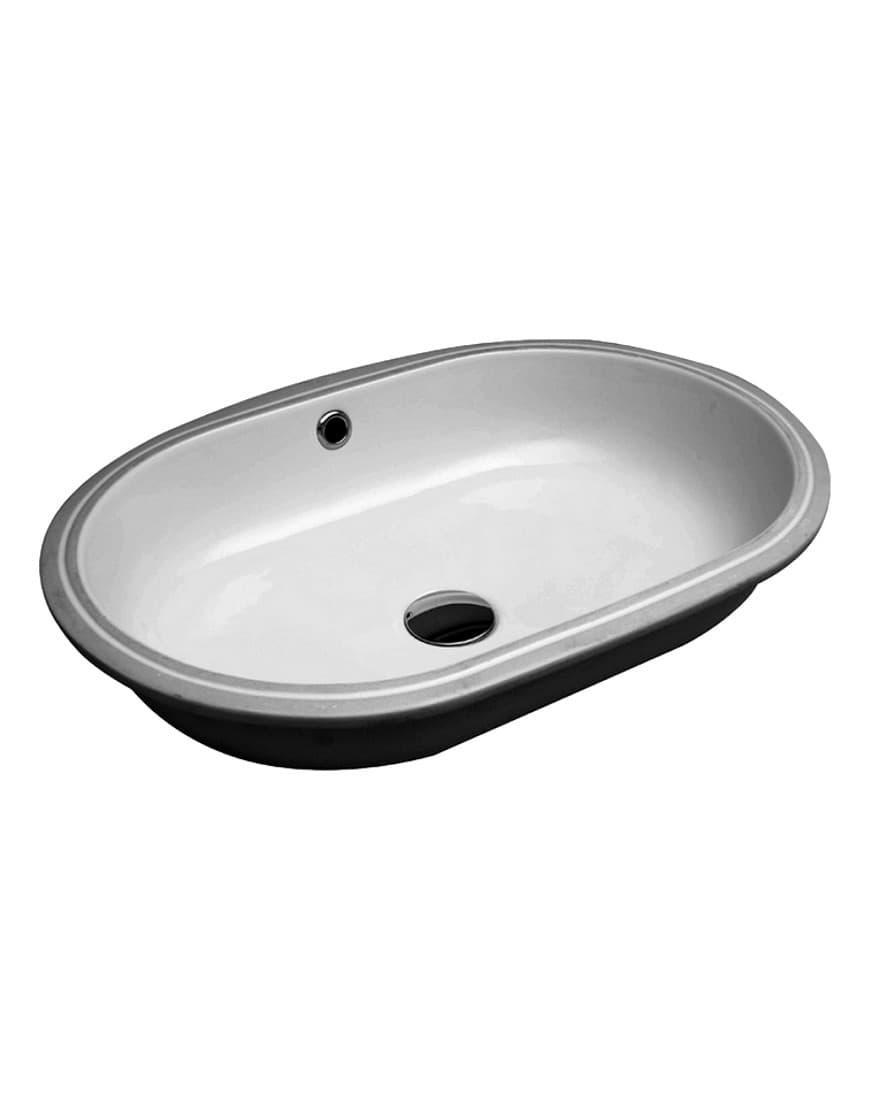 Lavoar oval Lilla 55cm casamia 2021