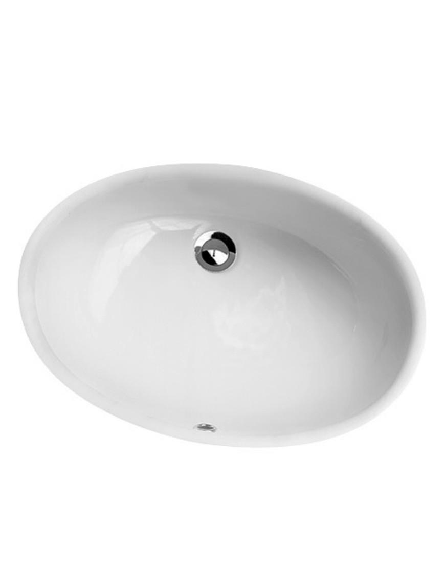 Lavoar oval Lilla 59cm casamia 2021
