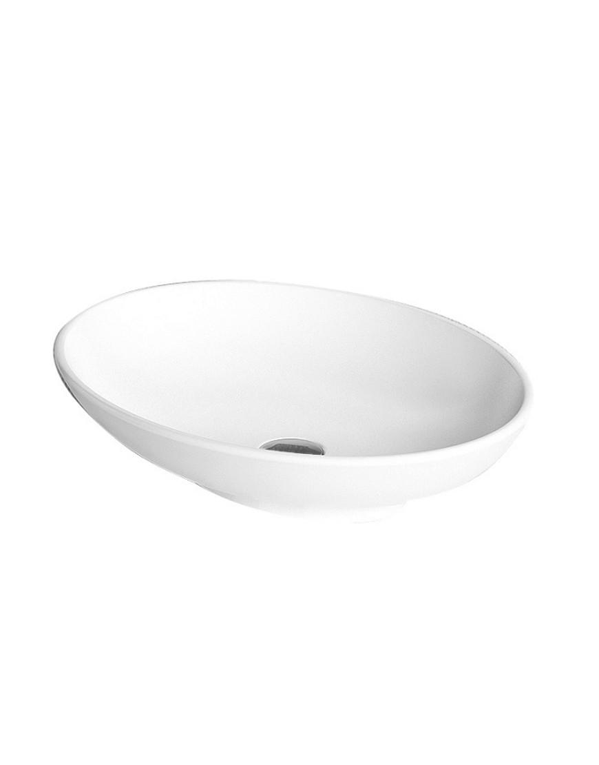 Lavoar oval Lilla 59cm Turcoaz casamia 2021