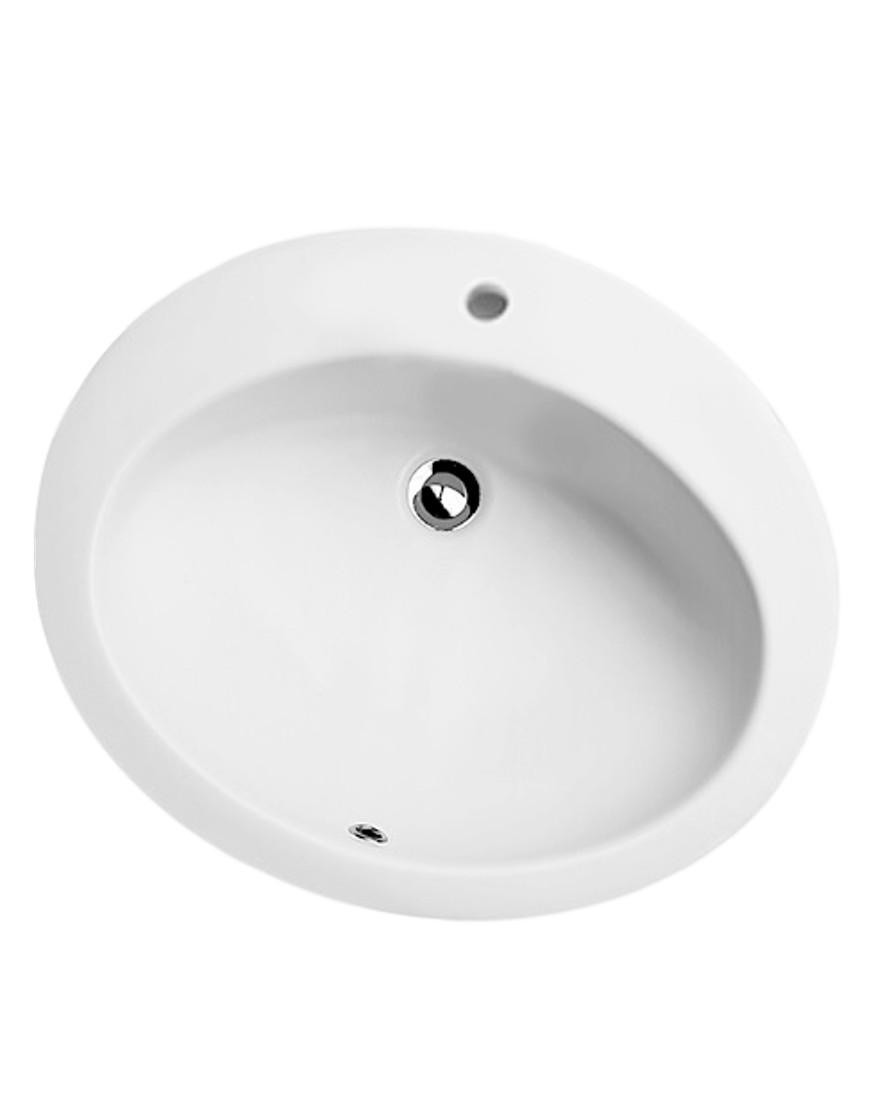 Lavoar oval Lilla 62cm casamia 2021
